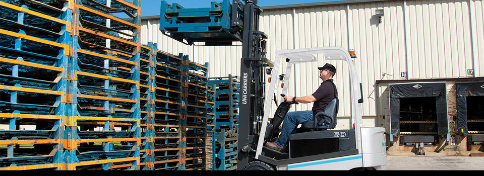 unicarriers lift truck